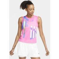 Женская теннисная майка Court Slam Nike