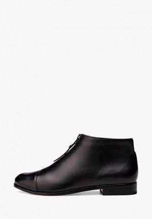 Ботинки Alla Pugachova. Цвет: черный