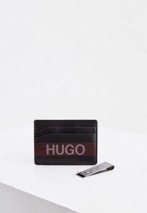 Комплект Hugo GBHM_S card m clip. Цвет: черный