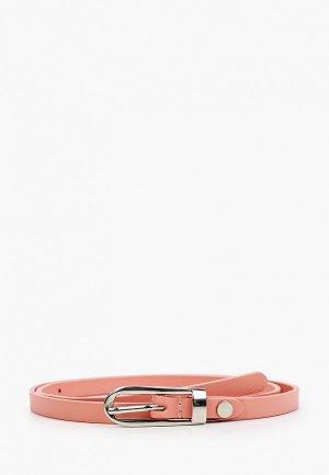 Ремень Mascotte. Цвет: розовый