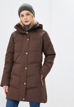 Куртка утепленная Five Seasons KAYLA JKT W. Цвет: коричневый