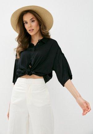 Блуза Drykorn THERRY. Цвет: черный