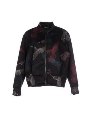 Куртка ADELE FADO. Цвет: черный