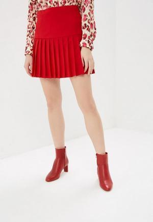 Юбка Imperial. Цвет: красный
