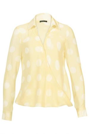 Блузка Apart. Цвет: ванильный, кремовый