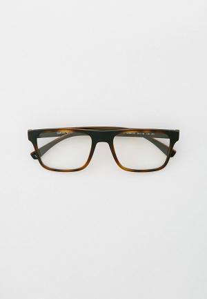 Очки солнцезащитные Emporio Armani EA4115 50891W. Цвет: коричневый