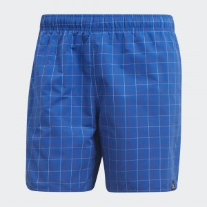 Пляжные шорты Checkered Performance adidas. Цвет: none