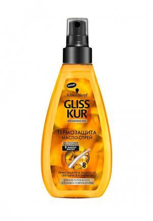 Спрей для волос Gliss Kur Масло Термозащита Oil Nutritive, 150 мл