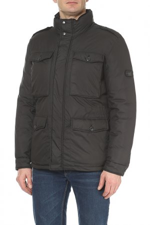 Куртка HENRY COTTONS COTTON'S. Цвет: black