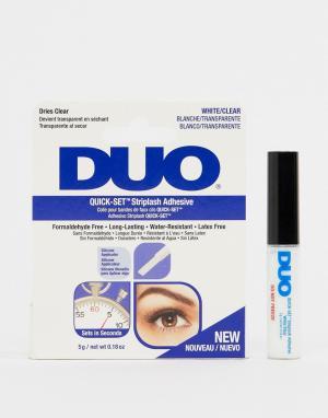 Прозрачное клейкое средство для накладных ресниц Duo Quick Ardell