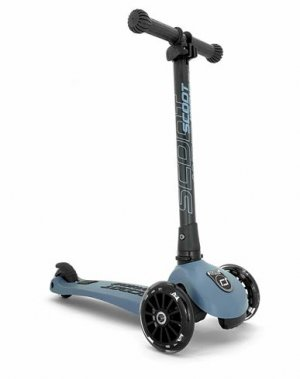 Самокаты и скейтборды SCOOT & RIDE. Цвет: пастельно-синий