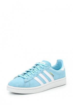 Кеды adidas Originals AD093AWUNT76. Цвет: голубой