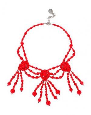 Ожерелье BEN-AMUN. Цвет: красный