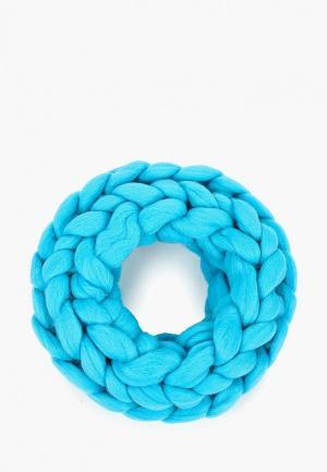 Снуд Cloudlet. Цвет: голубой