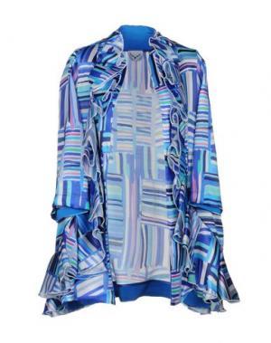 Легкое пальто LEITMOTIV. Цвет: синий