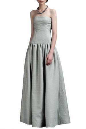 Платье Isabel Garcia. Цвет: серый