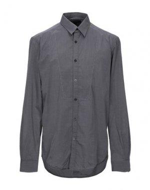 Pубашка FULL CIRCLE. Цвет: серый