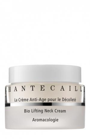 Антивозрастной крем для шеи и области декольте с эффектом лифтинга Biodynamic Lifting Neck Cream Chantecaille. Цвет: бесцветный