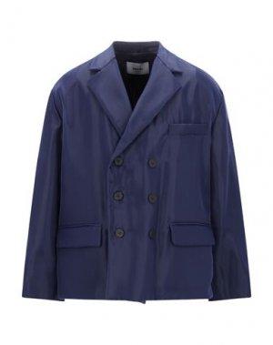 Пиджак BONSAI. Цвет: темно-синий