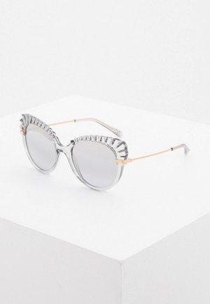Очки солнцезащитные Dolce&Gabbana DG6135 35746V. Цвет: золотой
