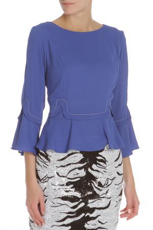 Блуза Evita. Цвет: blue, синий