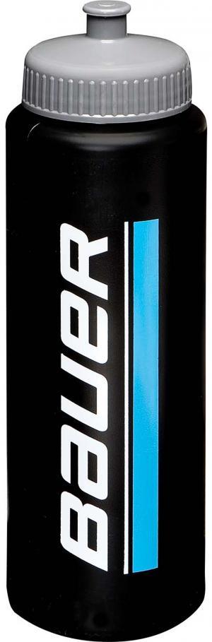 Бутылка для воды Bauer. Цвет: черный