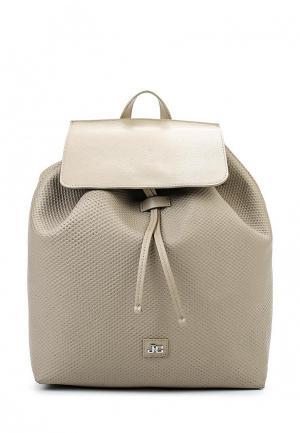 Рюкзак Jacky&Celine. Цвет: серый