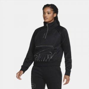 Женский флисовый свитшот с молнией 1/4 Sportswear Icon Clash Nike