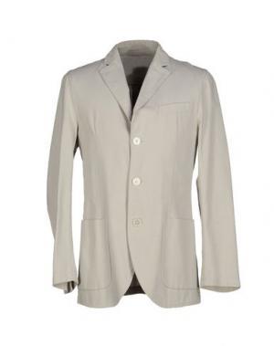Пиджак AQUASCUTUM. Цвет: светло-серый