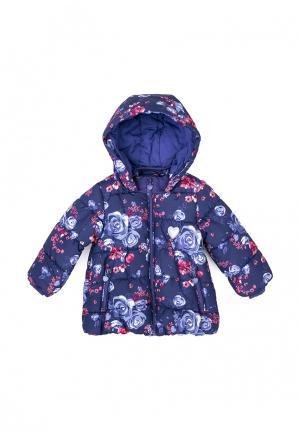 Куртка утепленная PlayToday. Цвет: фиолетовый