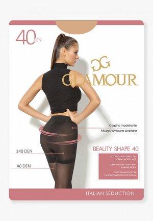 Колготки Glamour Beauty Shape 40 DEN. Цвет: бежевый