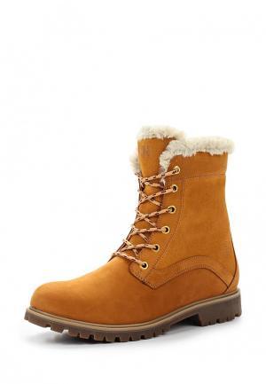 Ботинки Helly Hansen W MARION. Цвет: коричневый