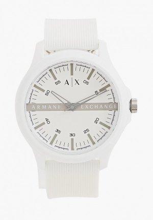 Часы Armani Exchange AX2424. Цвет: белый