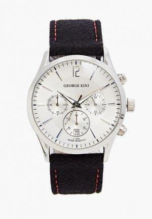 Часы George Kini. Цвет: серый