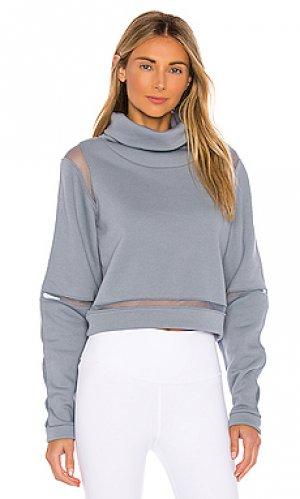 Пуловер advance alo. Цвет: синий