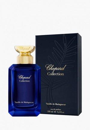 Парфюмерная вода Chopard The Gardens Of Paradise, vanille de madagascar 100 мл. Цвет: прозрачный
