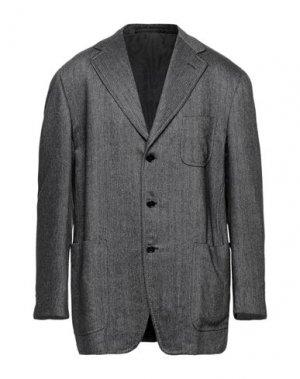 Пиджак PAL ZILERI. Цвет: черный