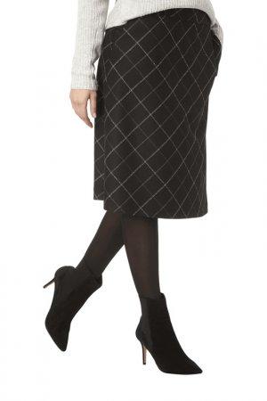 Skirt Christian Berg Women. Цвет: black