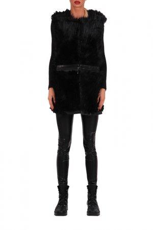 Vest JUNONA. Цвет: black