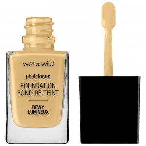 Wet n wild Photo Focus Dewy Foundation (Various Shades) - Golden Beige