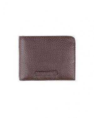 Бумажник ROYAL REPUBLIQ. Цвет: какао
