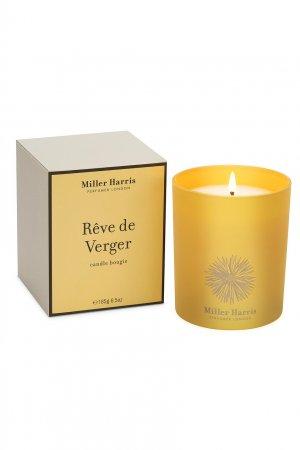 Rêve de Verger - Свеча 185g Miller Harris. Цвет: без цвета