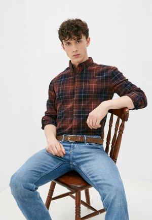 Рубашка Colins Colin's. Цвет: коричневый