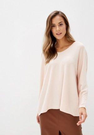Пуловер Zabaione. Цвет: розовый