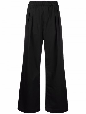 Широкие брюки Filippa K. Цвет: черный
