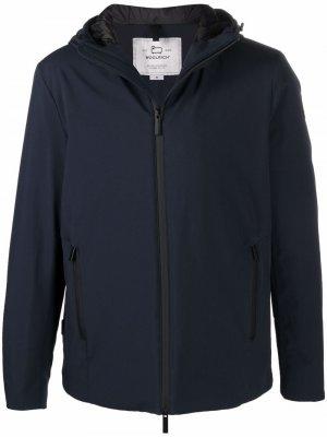 Long-sleeve jacket Woolrich. Цвет: синий