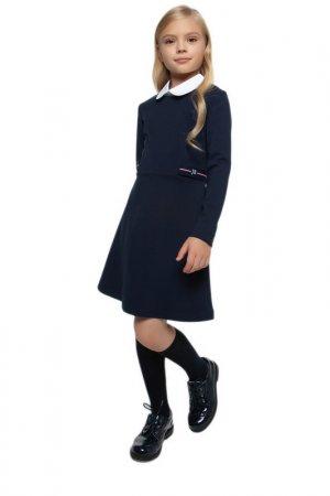 Платье Junior Republic. Цвет: темно-синий