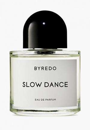 Парфюмерная вода Byredo Slow Dance 100 ml. Цвет: прозрачный