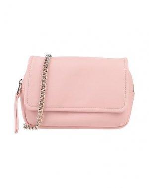 Сумка через плечо MAX & CO.. Цвет: розовый