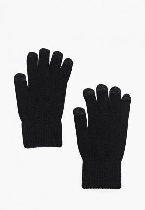 Перчатки Mango Man TOUCH. Цвет: черный